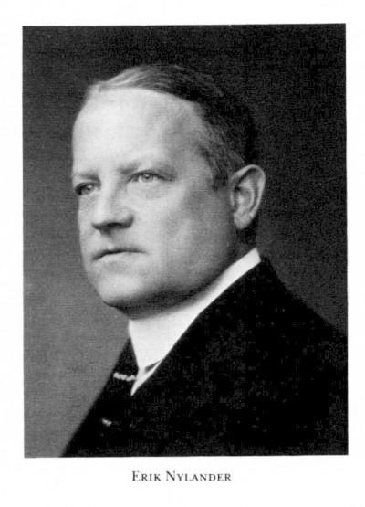 Erik Nylander den äldre.